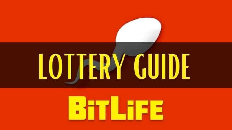 bitlife lottery guide