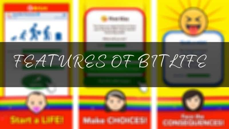 features of bitlife