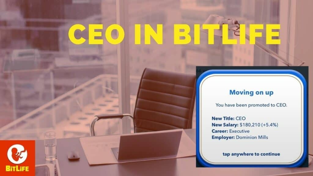 ceo in bitlife