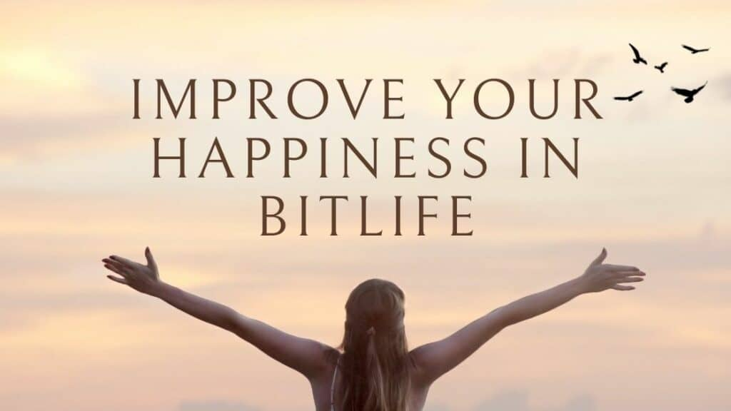 happiness in bitlife
